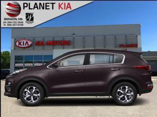 New 2020 Kia Sportage LX - Apple CarPlay - Android Auto for sale in Brandon, MB