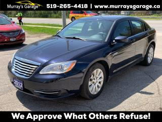 Used 2012 Chrysler 200 LX for sale in Guelph, ON