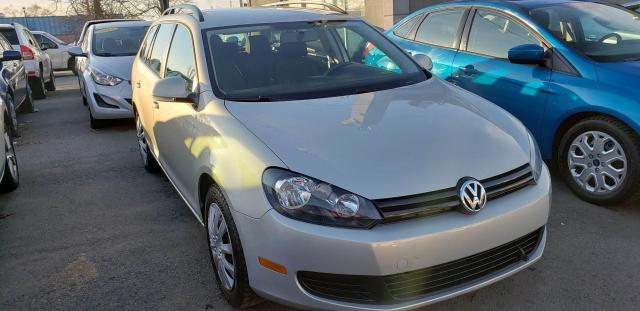 2011 Volkswagen Golf Wagon Comfortline**Low Kms*Clean Carfax**