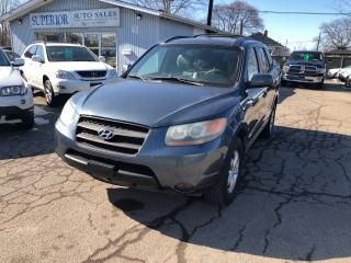 Used 2007 Hyundai Santa Fe GL 5Pass for sale in St Catharines, ON