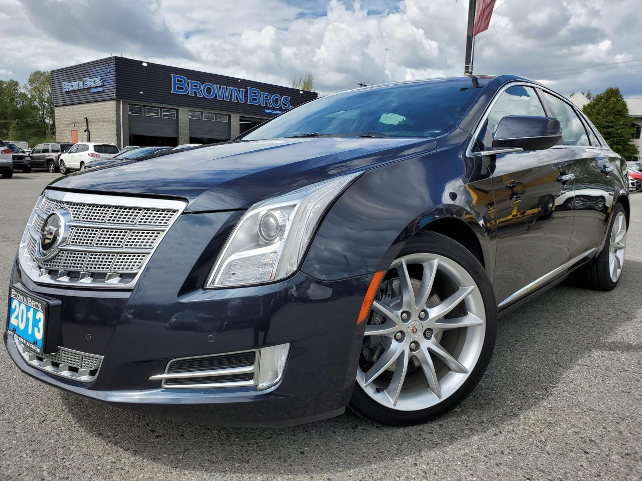 Used 2013 Cadillac XTS Platinum AWD, LOCAL, LOADED for ...