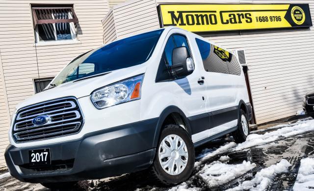 2017 Ford Transit XLT | 10 PASSENGER | BACK UP CAM | T150