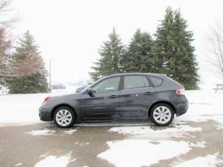 Used 2011 Subaru Impreza 2.5i AWD for sale in Thornton, ON