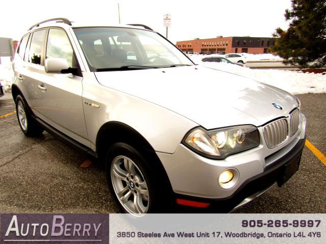 2007 BMW X3 3.0i - Si - AWD