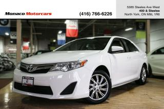 Used 2014 Toyota Camry LE -  SUNROOF|BACKUP CAMERA|ALLOYS|CERTIFIED for sale in North York, ON