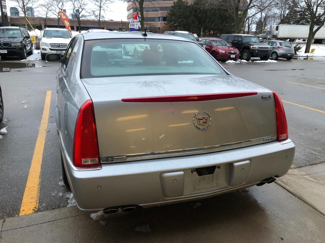 2006 Cadillac DTS