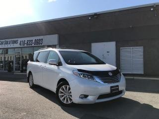 Used 2015 Toyota Sienna XLE-LIMITED-AWD-NAVI-LOADED for sale in Toronto, ON