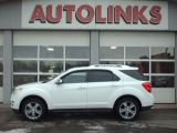 Photo of White 2011 Chevrolet Equinox