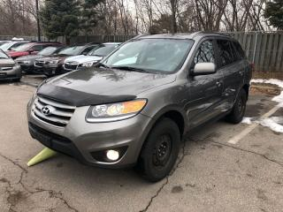 Used 2012 Hyundai Santa Fe GL/AWD/3.5L/2 SETS OF TIRES/NO ACCIDENT/SAFETY INC for sale in Cambridge, ON