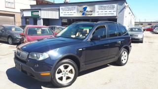 Used 2007 BMW X3 3.0I for sale in Etobicoke, ON