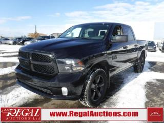 Used 2018 RAM 1500 EXPRESS 4D CREW CAB SWB 4WD 5.7L for sale in Calgary, AB