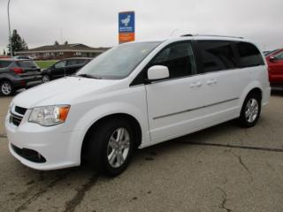 Used 2016 Dodge Grand Caravan Crew Plus for sale in Wetaskiwin, AB