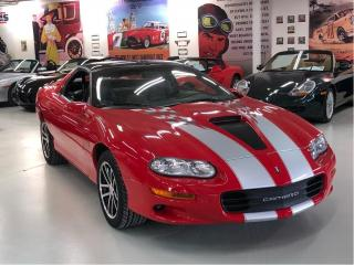 Used 2002 Chevrolet Camaro Z28 35th Anniversary T-Roof for sale in Paris, ON
