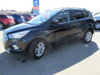 Used 2017 Ford Escape SE for sale in Wetaskiwin, AB