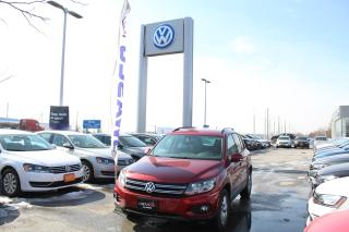 Used 2015 Volkswagen Tiguan 2.0L TSI Trendline 4MOTION for sale in Whitby, ON