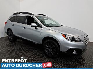 Used 2017 Subaru Outback 2.5i AWD Automatique - A/C - Sièges Chauffants for sale in Laval, QC