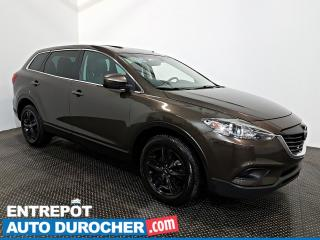 Used 2015 Mazda CX-9 GS AWD TOIT OUVRANT - A/C - 7 Passagers for sale in Laval, QC