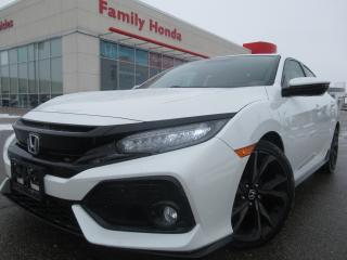 Used 2019 Honda Civic Hatchback Sport Touring CVT | GREAT INCENTIVES!! | for sale in Brampton, ON