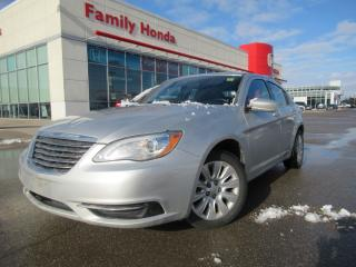 Used 2012 Chrysler 200 4dr Sdn LX | GOOD CONDITION | for sale in Brampton, ON