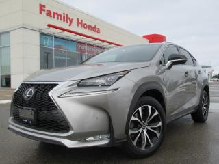 Used 2017 Lexus NX 200t F-SPORT | SERIES 2 | AWD | LTHR | NAVI | SUNROOF for sale in Brampton, ON