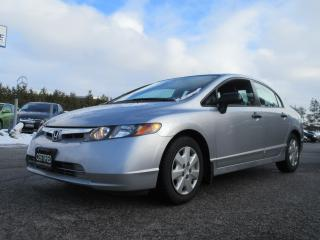 Used 2007 Honda Civic 4dr AT DX-G for sale in Newmarket, ON