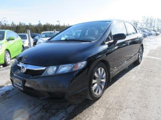 Used 2009 Honda Civic 4dr Auto Touring for sale in Newmarket, ON