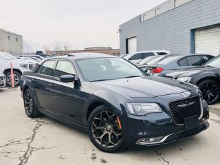Used 2019 Chrysler 300 |300S|PANORAMIC|REAR VIEW|LEATHER HEATED SEATS|NAVIGATION! for sale in Brampton, ON