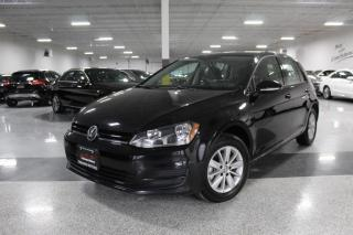 Used 2016 Volkswagen Golf TSI I NO ACCIDENTS I BIG SCREEN I REAR CAM I HEATED SEATS for sale in Mississauga, ON