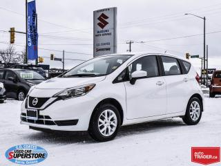 Used 2019 Nissan Versa Note SV ~Heated Seats ~Backup Cam ~Bluetooth ~Alloys for sale in Barrie, ON