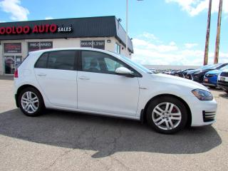 Used 2015 Volkswagen GTI S TURBO AUTOMATIC NAVIGATION CAMERA CERTIFIED for sale in Milton, ON