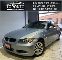 Used 2007 BMW 3 Series 328i Leather Sunroof for sale in North York, ON