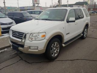 Used 2007 Ford Explorer EDDIE BAUER 4X4 ***IMMACULATE CONDITION/ONLY 165 KMS*** for sale in Hamilton, ON