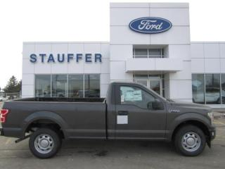 New 2020 Ford F-150 XL for sale in Tillsonburg, ON