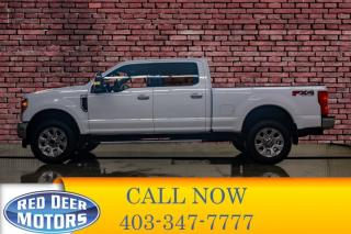 Used 2018 Ford F-250 4x4 Crew Cab XLT FX4 BCam for sale in Red Deer, AB