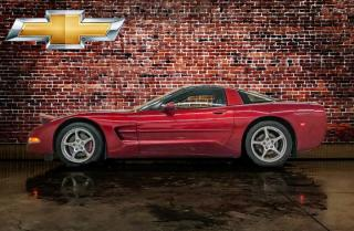 Used 2001 Chevrolet Corvette 2 DR COUPE for sale in Red Deer, AB