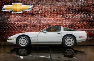 Used 1991 Chevrolet Corvette ZR-1 for sale in Red Deer, AB