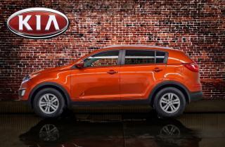 Used 2013 Kia Sportage LX for sale in Red Deer, AB