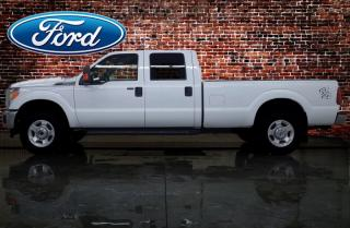 Used 2016 Ford F-250 Super Duty SRW XLT for sale in Red Deer, AB
