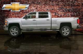 Used 2015 Chevrolet Silverado 2500 HD LTZ for sale in Red Deer, AB