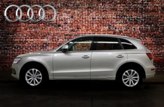 Used 2014 Audi Q5 2.0L Progressiv for sale in Red Deer, AB