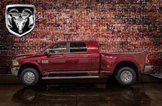 Used 2016 RAM 3500 Longhorn Limited for sale in Red Deer, AB