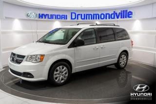 Used 2016 Dodge Grand Caravan SXT + GARANTIE + STOW N GO + WOW !! for sale in Drummondville, QC