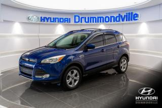 Used 2015 Ford Escape SE AWD + GARANTIE + CAMÉRA + MAGS + WOW for sale in Drummondville, QC