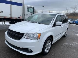 Used 2016 Dodge Grand Caravan Crew for sale in Pickering, ON