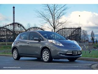 Used 2016 Nissan Leaf S for sale in Vancouver, BC
