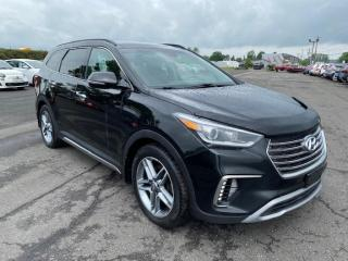 Used 2017 Hyundai Santa Fe XL Limitée xl for sale in Pintendre, QC