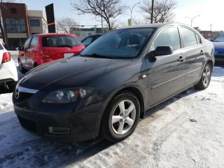 Used 2007 Mazda MAZDA3 GX for sale in Longueuil, QC