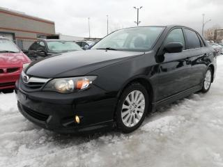 Used 2010 Subaru Impreza SPORT * TOIT OUVRANT SIÈGES CHAUFFANTS * for sale in Longueuil, QC