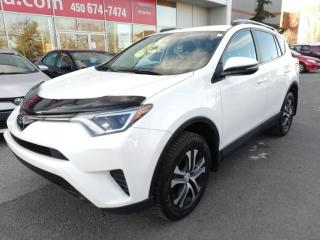 Used 2017 Toyota RAV4 LE ** BLUETOOTH ** CAMÉRA RECUL ** for sale in Longueuil, QC