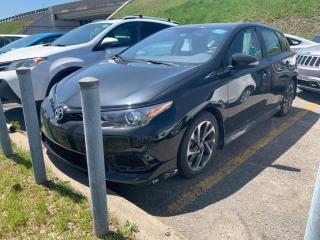 Used 2017 Toyota Corolla iM * A/C**SIÈGES CHAUFFANTS**RADAR SAFETY SENSE * for sale in Longueuil, QC